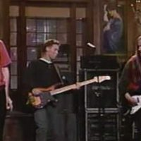 Watch: Early Footage of The Tragically Hip's 1995 SNL Performance