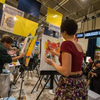 WIN TICKETS TO ART BATTLE ROYAL INVITATIONAL at The Royal Agricultural Winter Fair