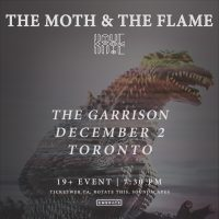WIN TICKETS TO THE MOTH & THE FLAME