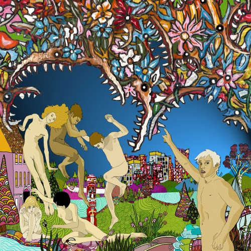 Of Montreal - Skeletal Lamping