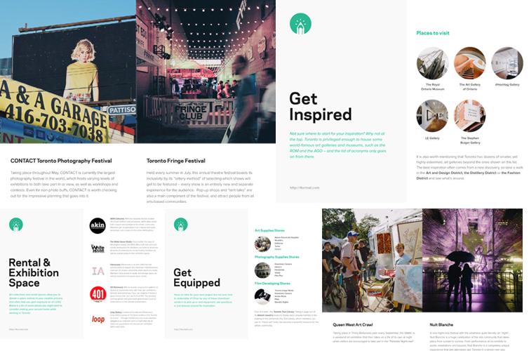 Make Design Shoot Guide