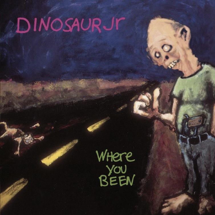 Dino Jr Where you been