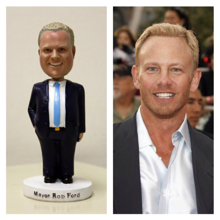 Ford-bobble