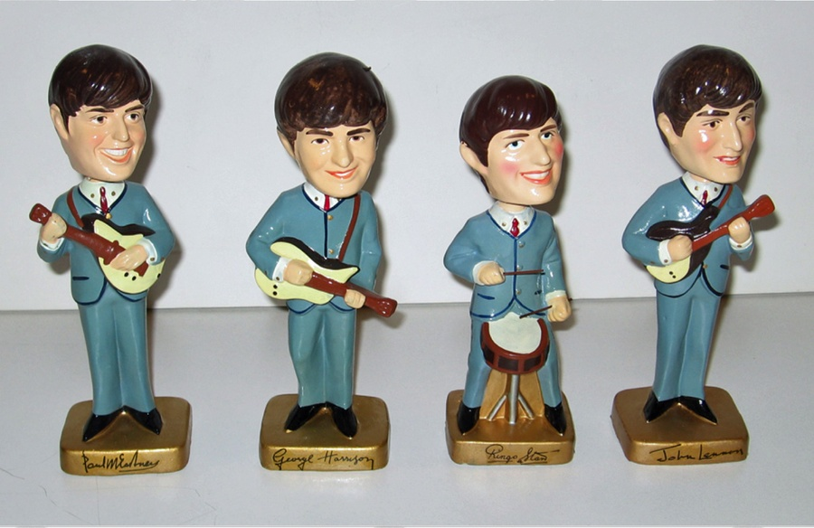 beatles bobble