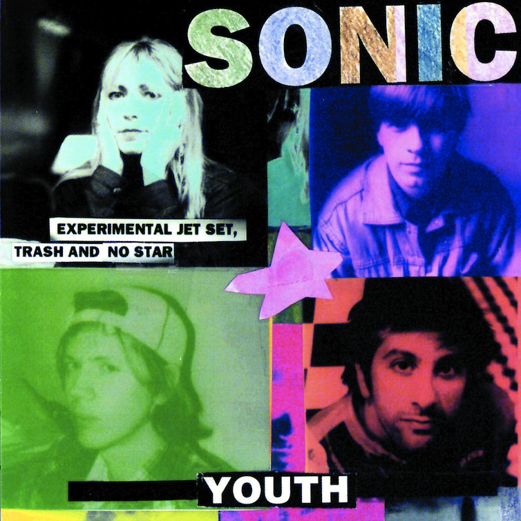 Sonic Youth Jet Set