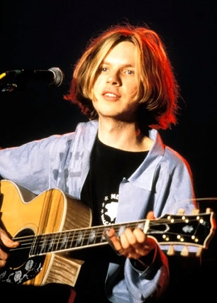 Young Beck