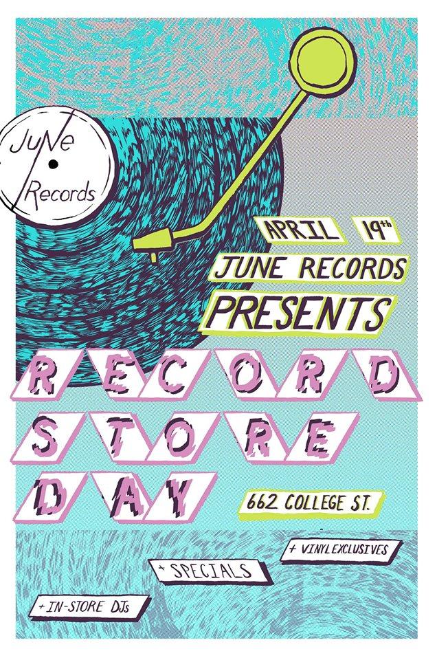 June Records rsd