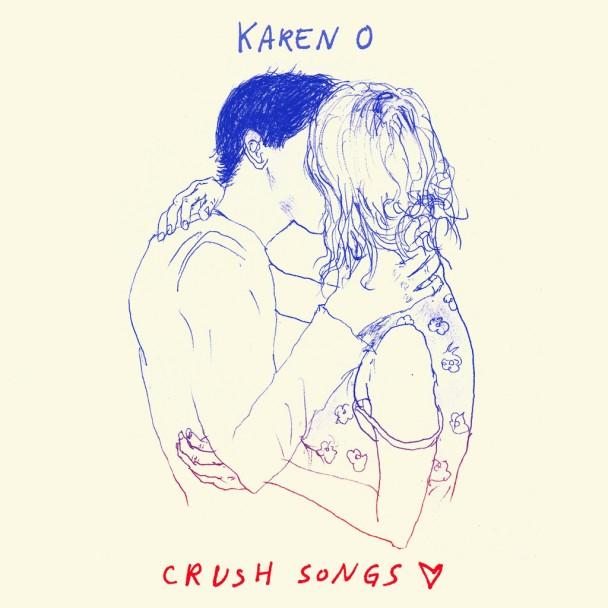 Karen-O-Crush-Songs-608x608