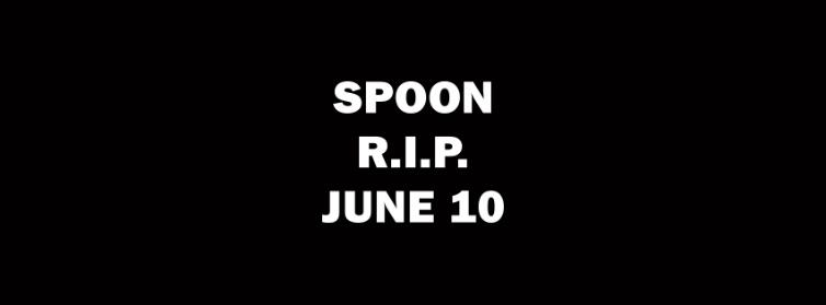 Spoon RIP 754