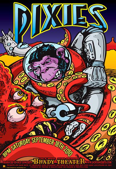 pixies brady 2010