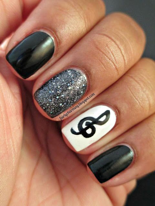 Rock Star Nail Art | Indie88