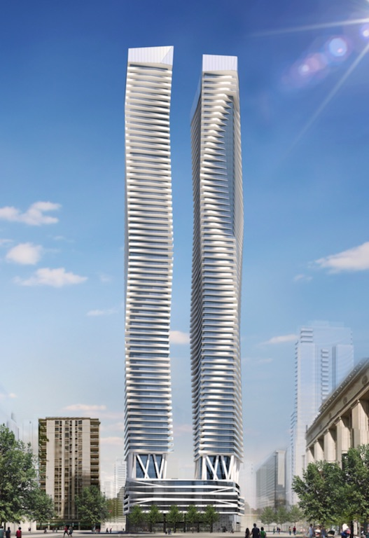 Rendering: Carlton Tower Limited