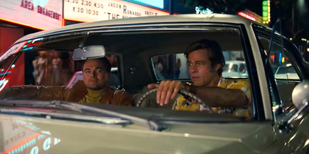 Once Upon a Time in hollywood coming to Netflix