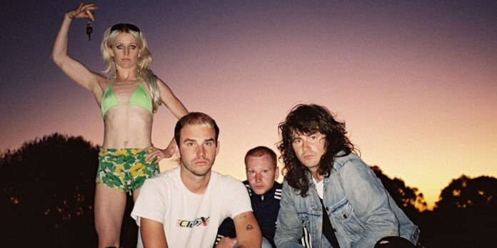 Amyl And The Sniffers release Security