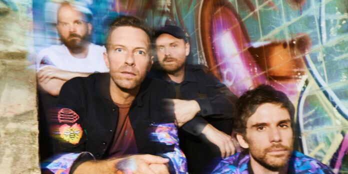 Coldplay for Music of the Spheres and Coloratura