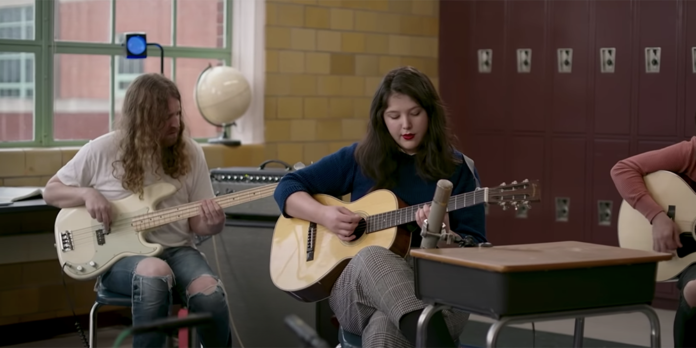 Lucy Dacus' Tiny Desk performance