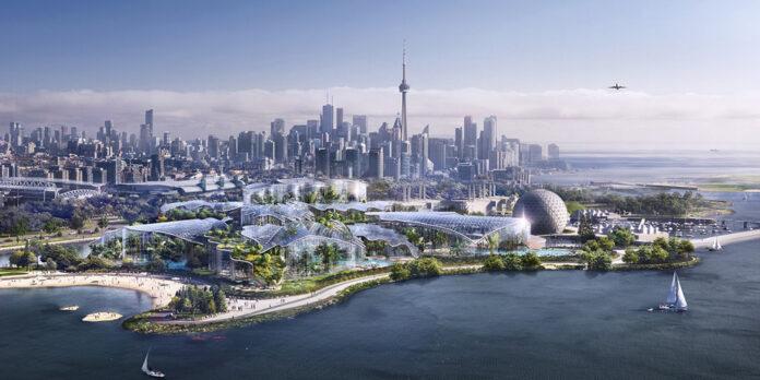 Ontario Place renderings