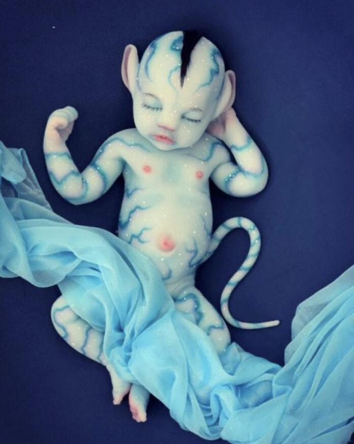Babyclon avatar dolls