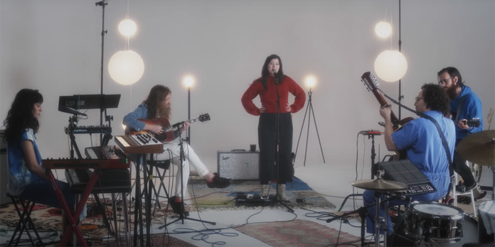 Lucy Dacus performs Going Going Gone Live at Spang