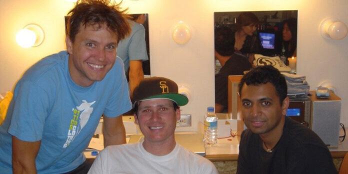 Blink-182 and M. Night Shyamalan