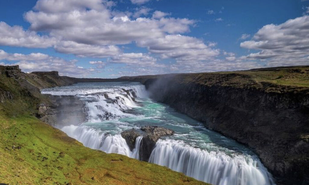 Golden circle in iceland
