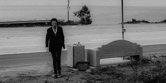 Nick Cave & The Bad Seeds share Earthlings