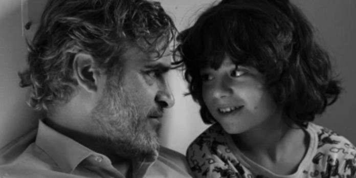 Joaquin Phoenix and Woody Norman in 'C'mon C'mon'