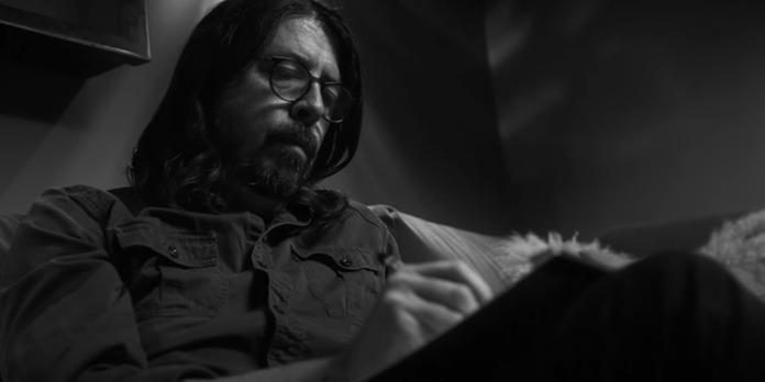Dave Grohl in 'The Storyteller' trailer