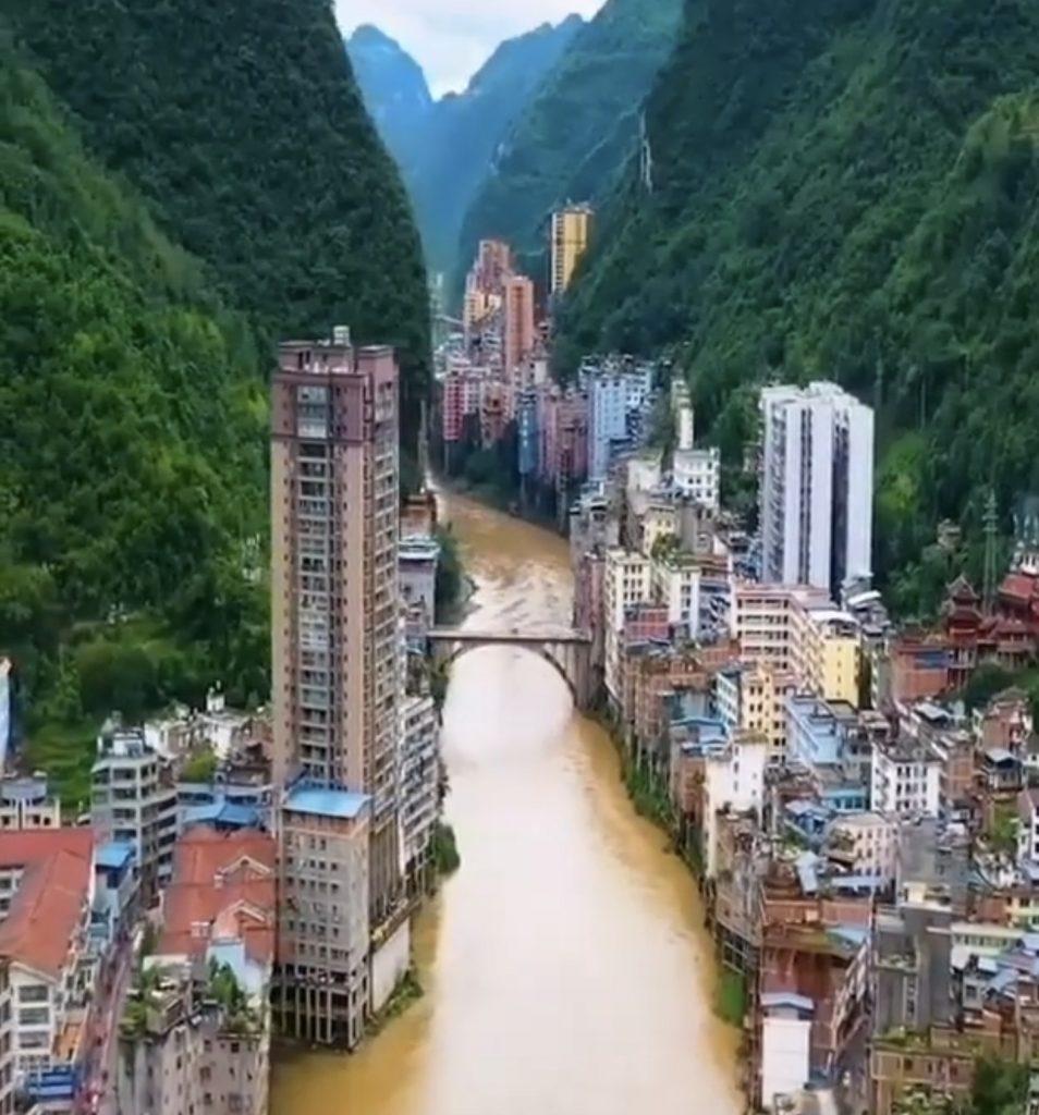 Nanxi river city